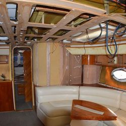 princess-v52-sun-lounge-upholstery-during-3