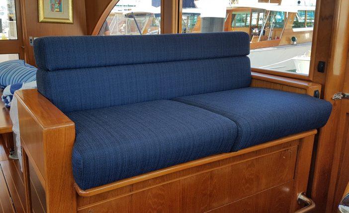 Bay Cruiser pilot seat