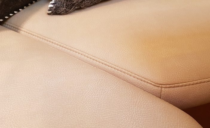 Ultra Leather saloon details