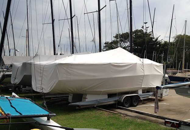 Melges 32 overall cover  weather protection